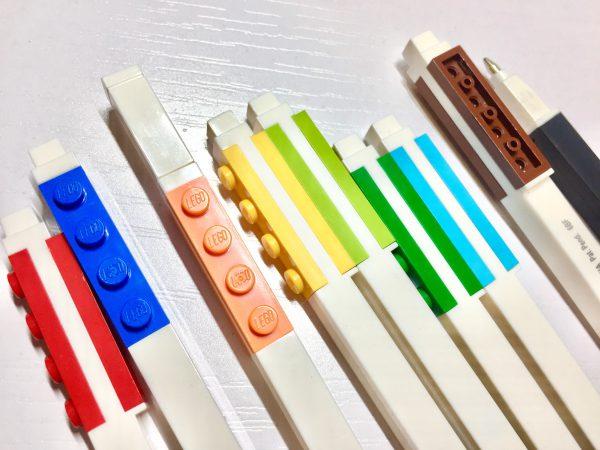 つなげて遊べるレゴのカラーペン